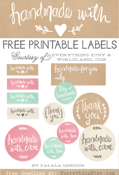 Gratis labels