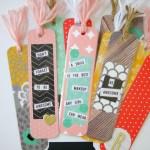 Diy Handmade Bookmarks Tatertots And Jello