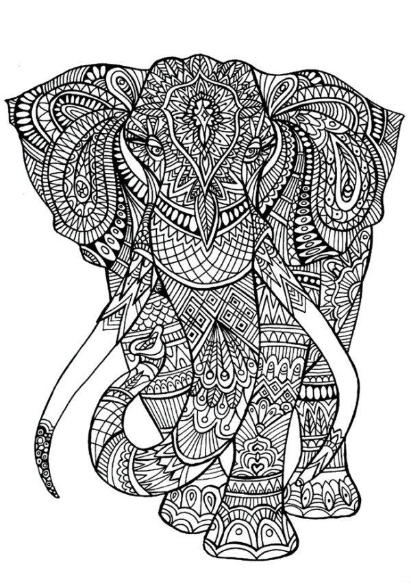 free coloring pages for adults printable # 32