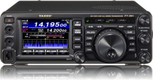 FT-991 HF-VHF-UHF Base Radio - System Fusion
