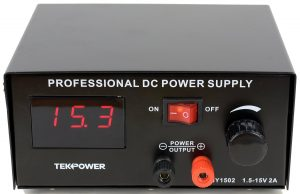 TekPower Digital Variable Power Supply - Work Bench