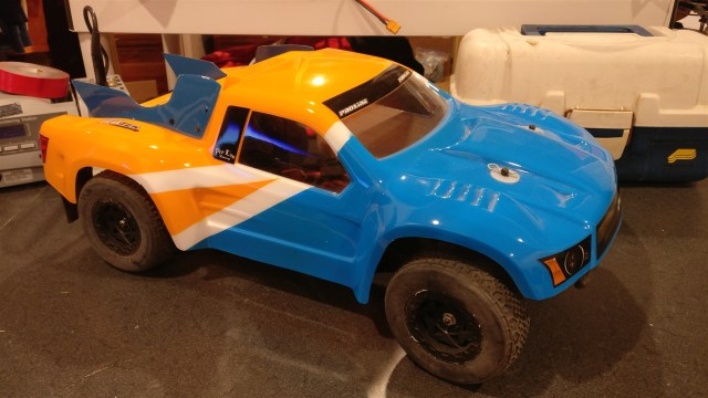 RC Truck - Remote Controlled