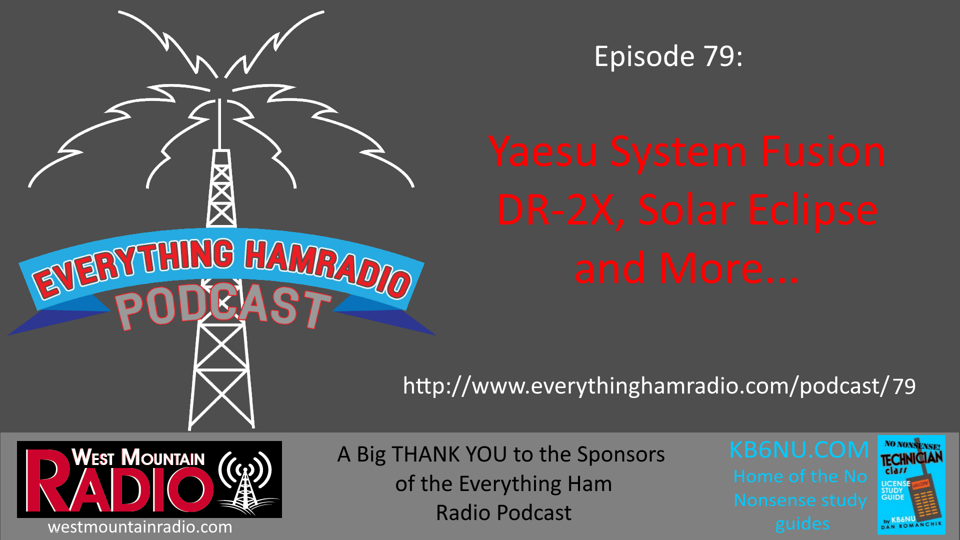 ETH079 - System Fusion, Solar Eclipse and More