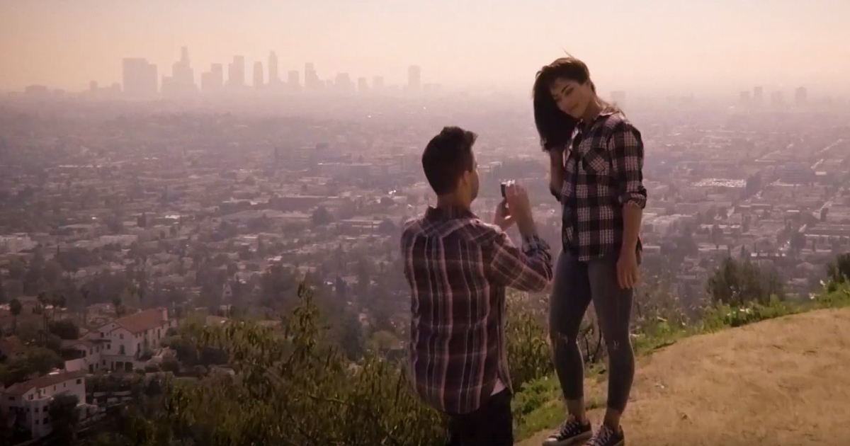Comedian John Crist Perfect Instagram Proposal Viral Video