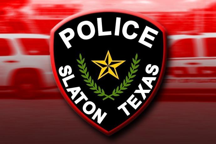 Slaton Police PD patch _-5082656688337760823