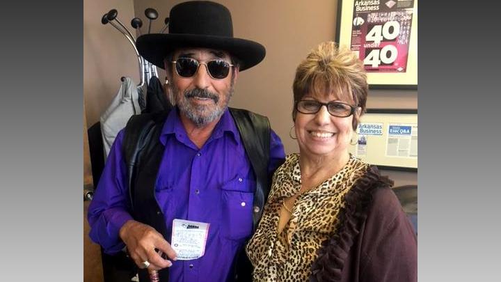 Lubbock-Area Couple Wins $177 Million Drawing in Arkansas