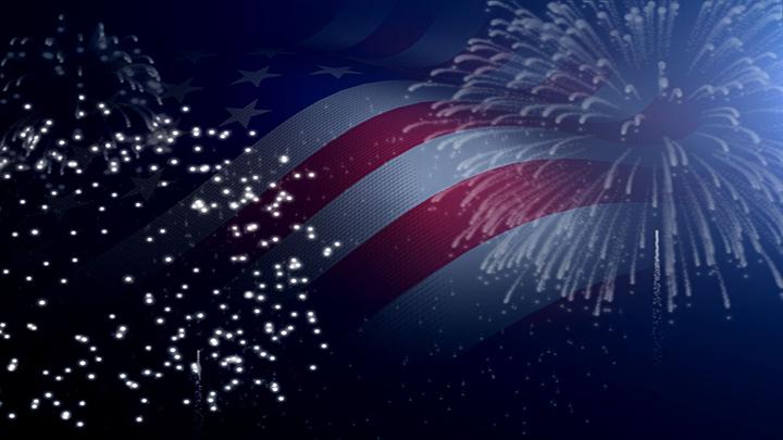 2017 Buffalo Springs Lake Fireworks Spectacular on Monday, July 3