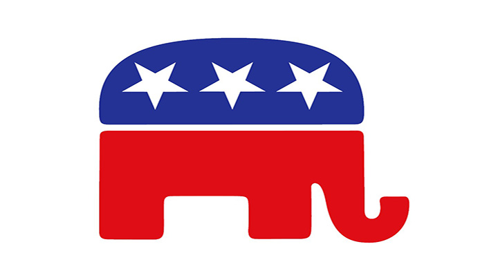 GOP, Republicans, Elephant - 720