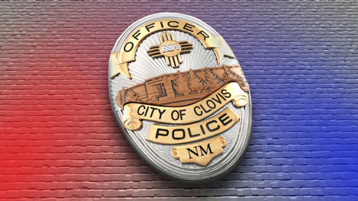 Clovis, NM Police Department, Clovis Police Badge (Version 2) - 720