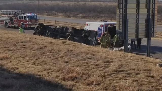 Abilene Crash Kills 2 Young Girls
