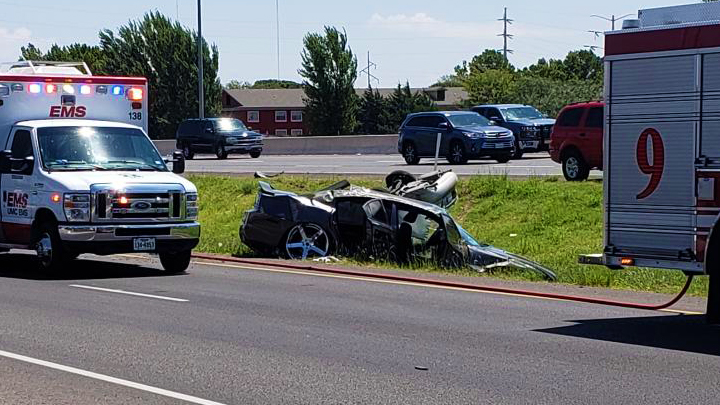 LPD: 4 vehicle accident Saturday afternoon sends 6 to local