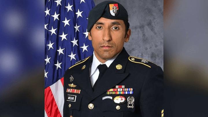 Army Staff Sgt. Logan J. Melgar - 720