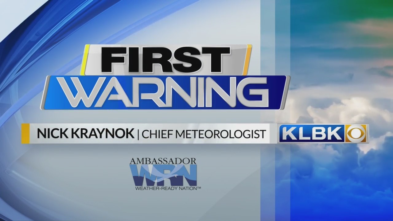 KLBK AM Weather February 13, 2019