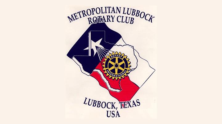 Metropolitan Rotary Club of Lubbock Logo - 720