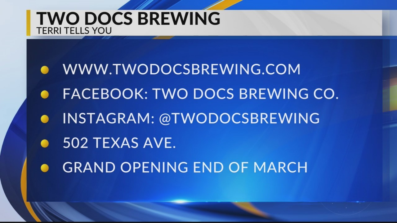 Two Docs Brewing