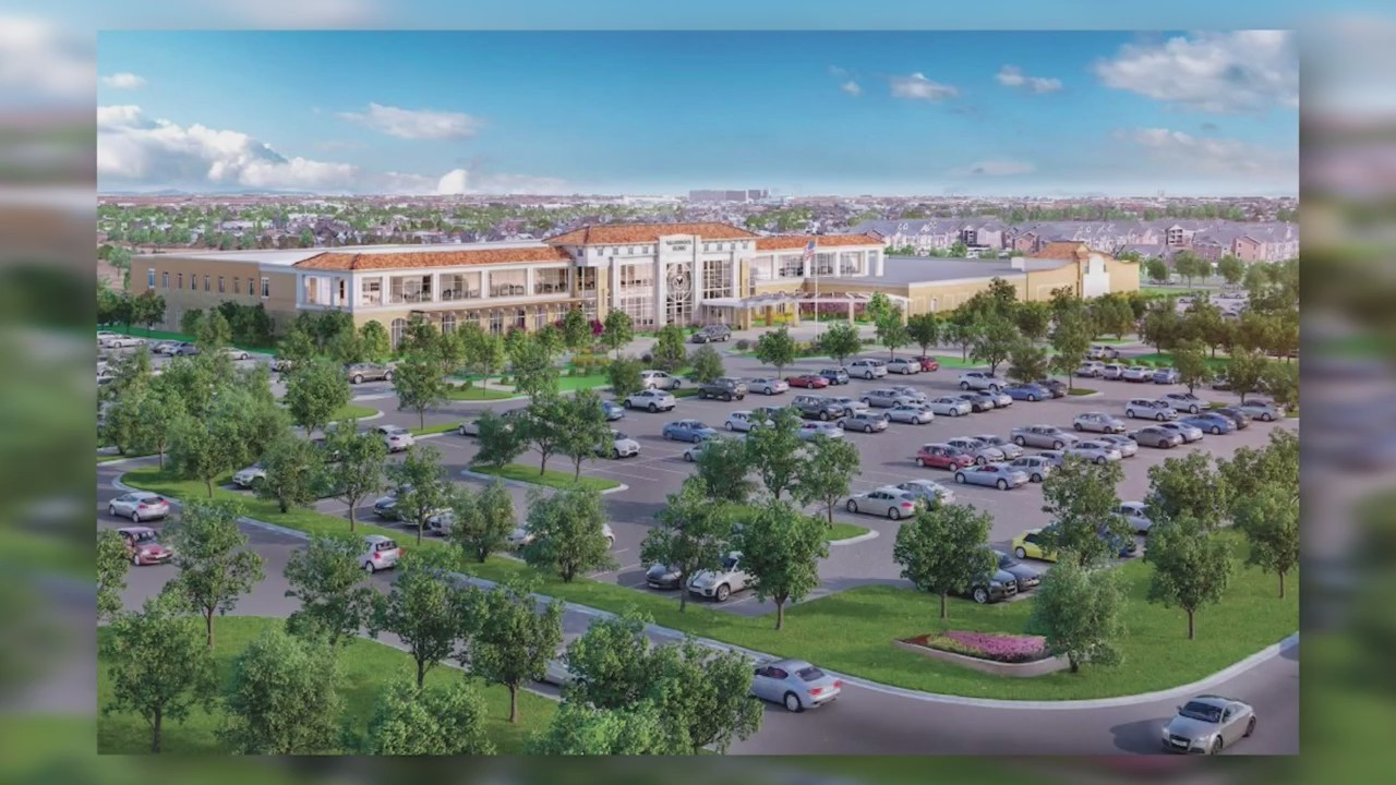 New Veteran's Administration Out-Patient Clinic groundbreaking ceremony