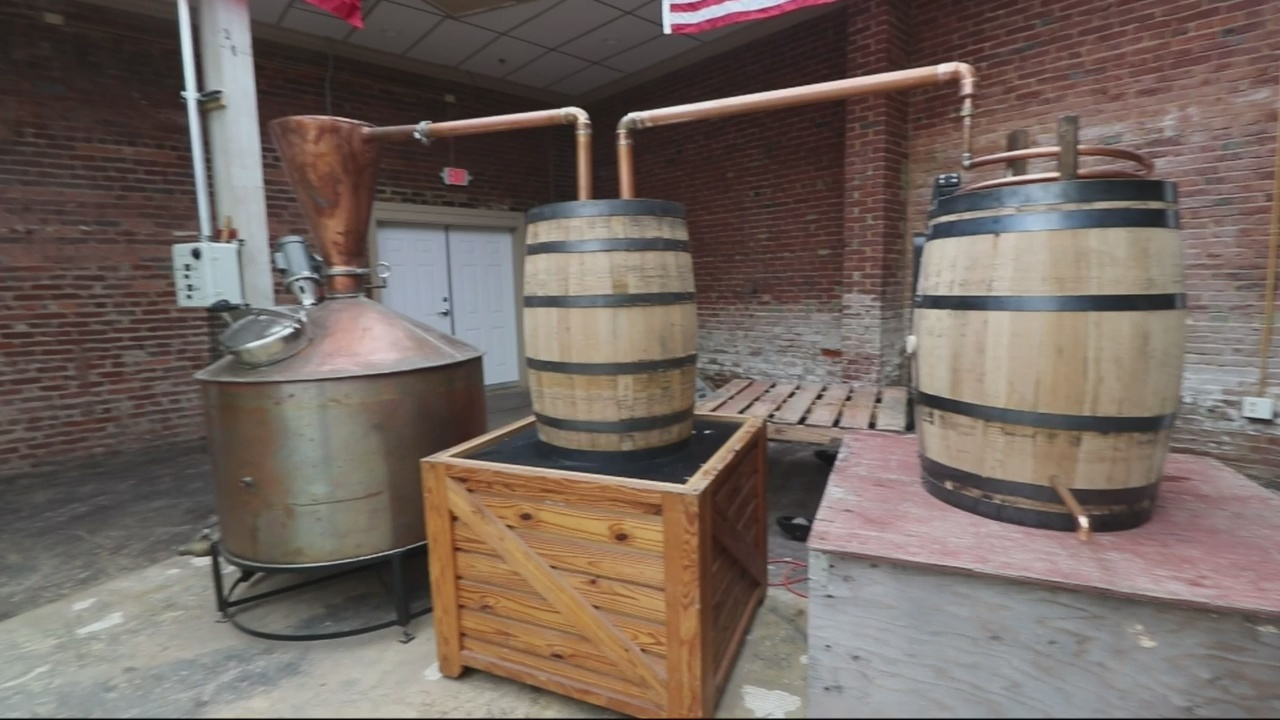 Second City Distilling Co. coming to downtown Augusta