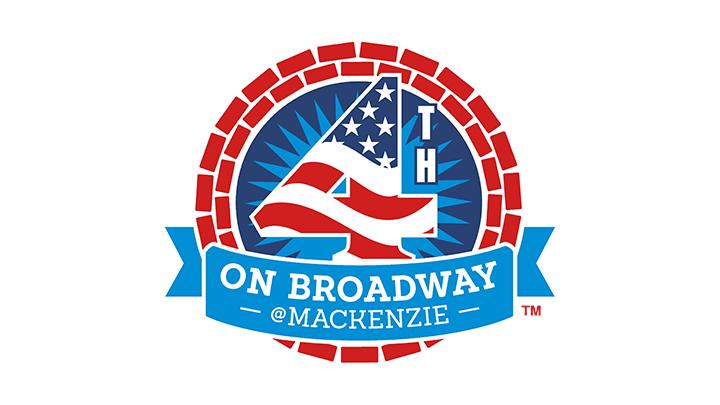 4th on Broadway Logo (2017, 2019) - 720