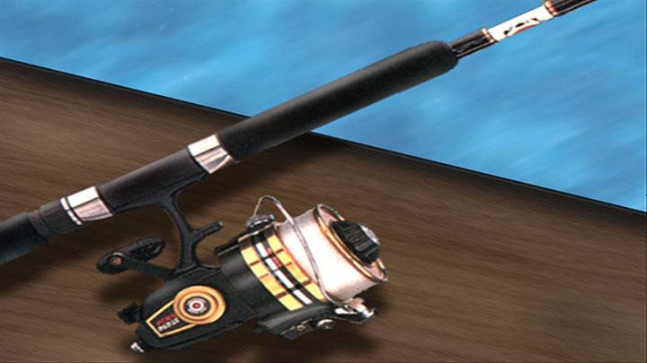 Fishing Pole - 720