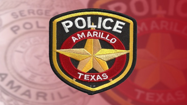 Amarillo Police Department Badge (Version 1) - 720