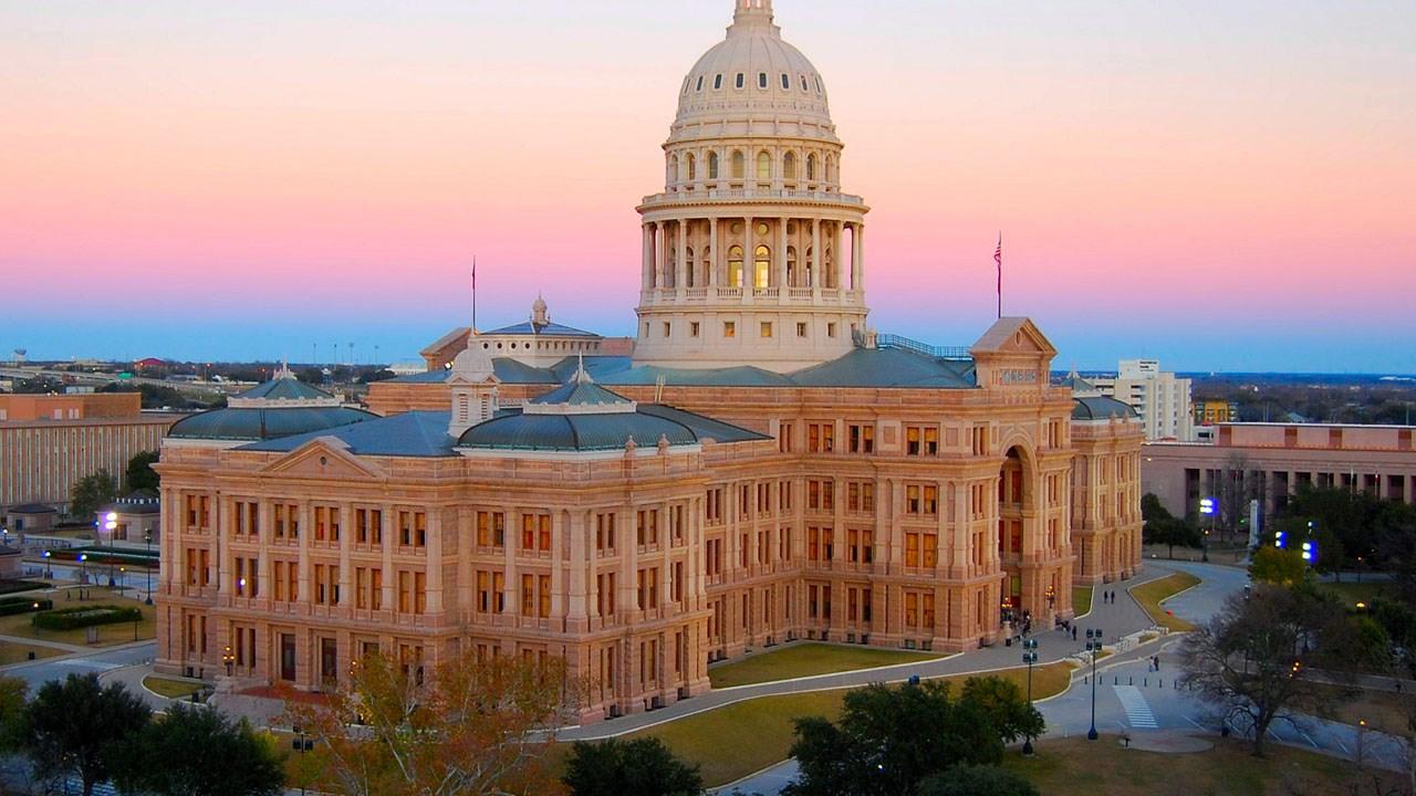 Texas Capitol V1 - 720