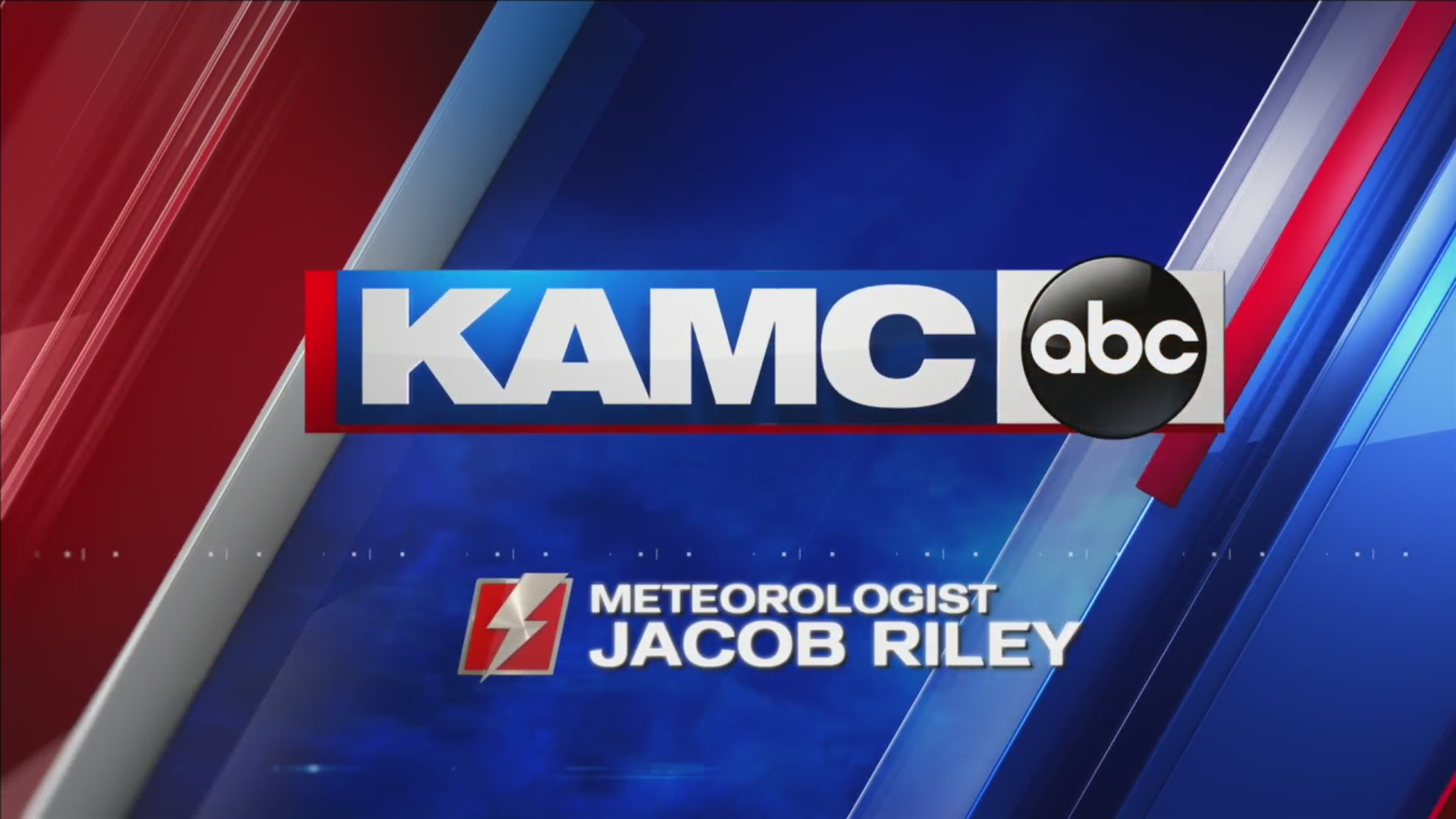 KAMC Weather Webcast with Meteorologist Jacob Riley: August 19th, 2019