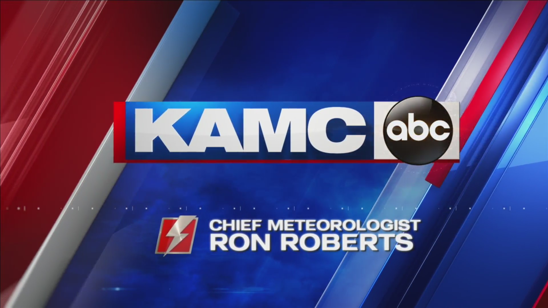 KAMC Weather Webcast with Meteorologist Ron Roberts: August 29th, 2019