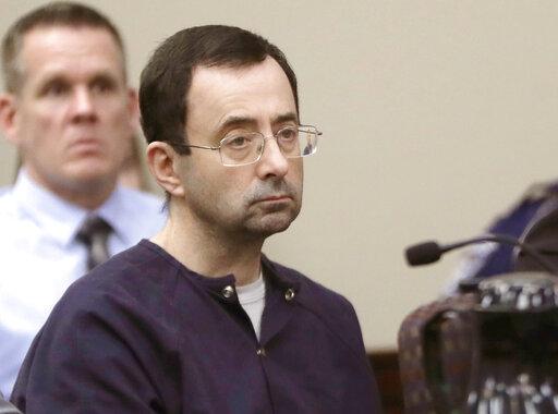 Michigan State University fined $4 5 million in Nassar case