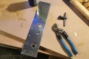 DIY Homemade Slanted Lapidary Grinding Wheel Electronics - NateBerends.com - 0104-09-171202