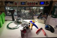 DIY Homemade Slanted Lapidary Grinding Wheel Electronics - NateBerends.com - 0108-23-171202