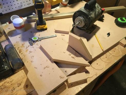 DIY Homemade Slanted Lapidary Grinding Wheel Stand - NateBerends.com - 0100-13-171130