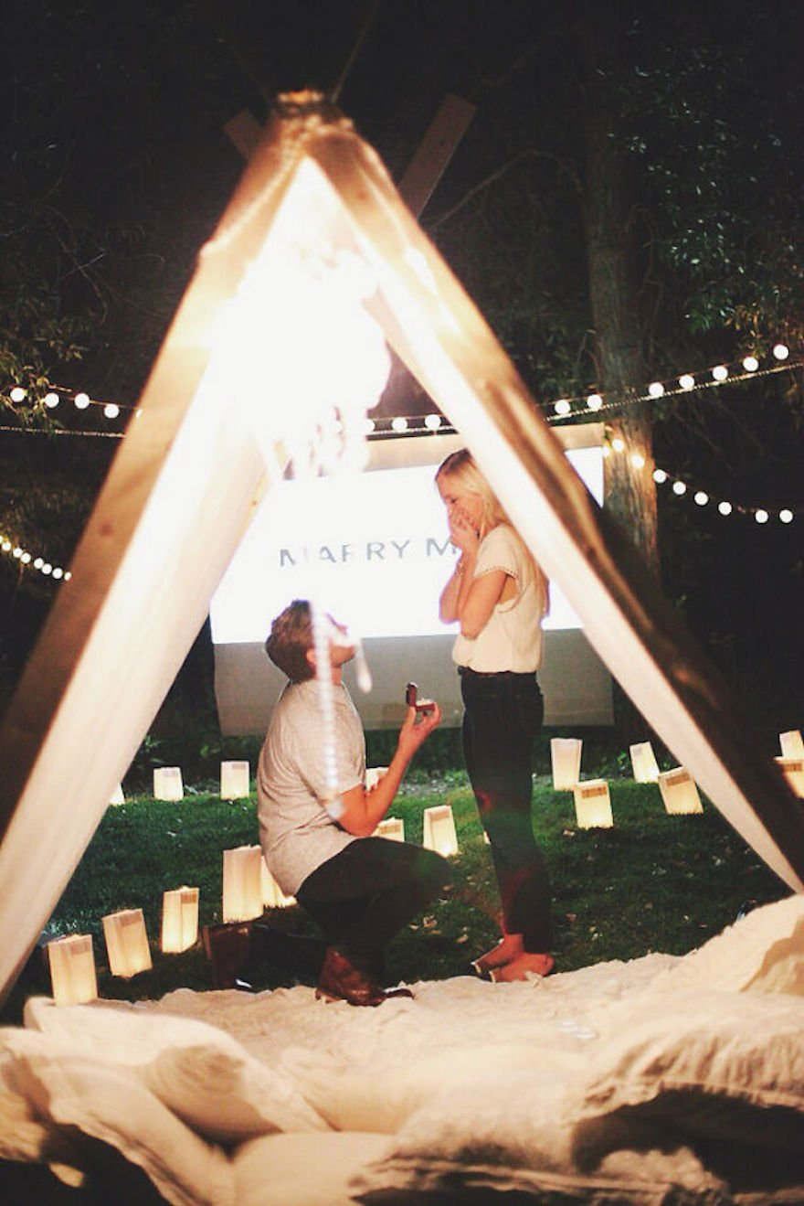Everything Mixed The 20 Most Amazing Heartwarming Marriage Proposals Ever  Everything Mixed