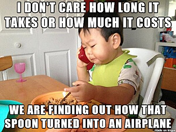 Everything Mixed Funniest Business Baby Memes to Start