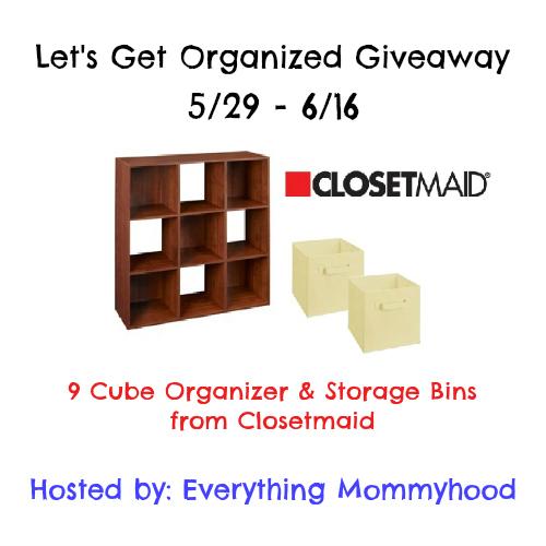 closetmaidgiveaway