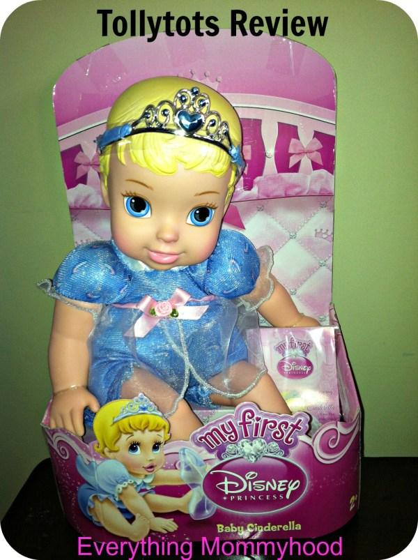 Tollytots Disney Princess Baby Cinderella Ends 5 14