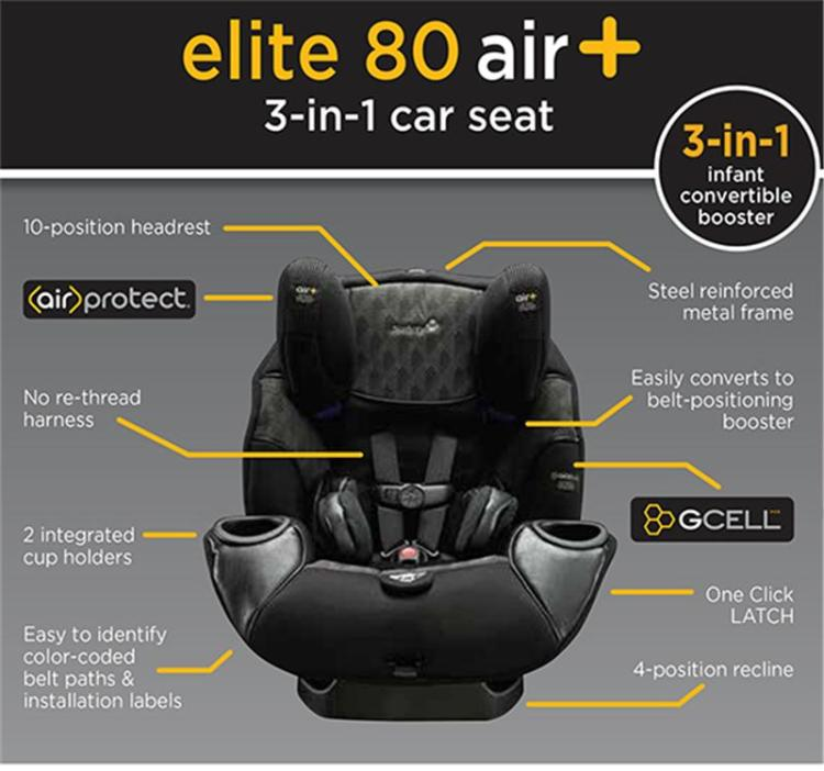 Safety 1st Elite 80 Car Seat Review Giveaway Ends 9 14