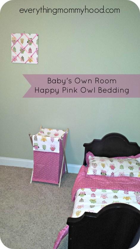 BabysOwnRoomBeddingSet