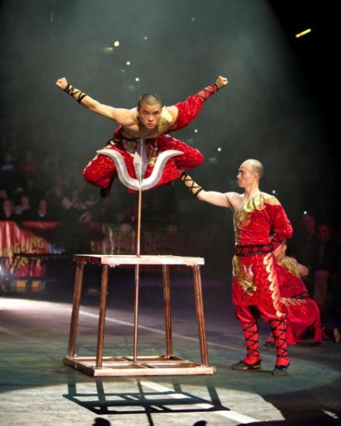 Shaolin Troupe 2
