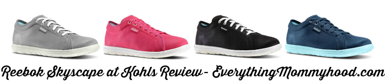 dda10067e114fa Reebok  Skyscape Runaround Walking Shoes Review -  MC  sponsored ...