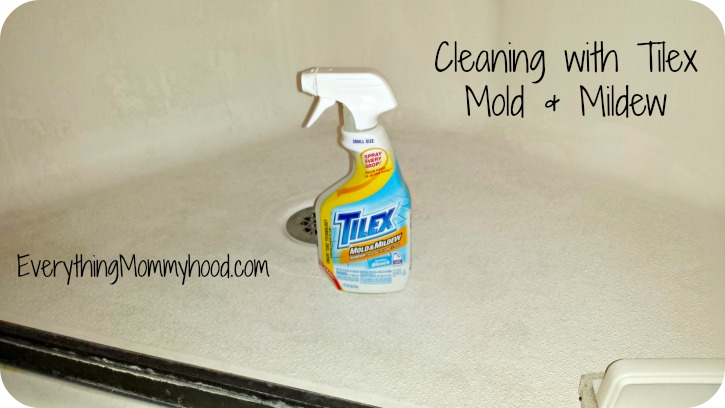 Get That Shower Clean With Tilex Mold Mildew Bathroom Cleaner Everything Mommyhood