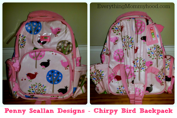 7a59890b03 Review  Penny Scallan Designs Chirpy Bird Backpack  BackToSchool ...