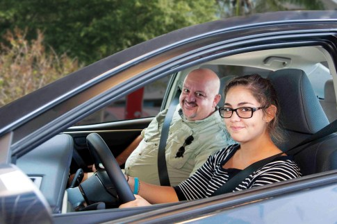 Crown Toyota-Teen Driver Safety Clinic