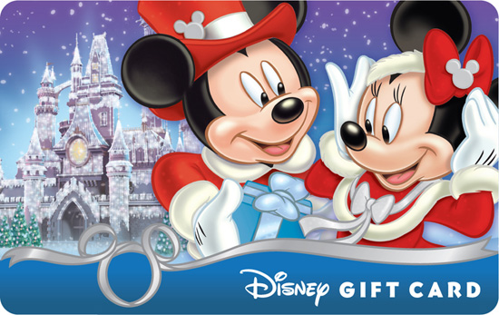 DisneyGiftCard