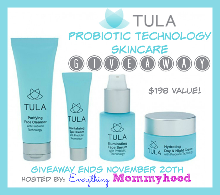Why TULA is my go to skincare line- Review & Giveaway - ends