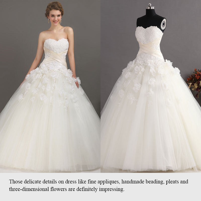 Looking For A Wedding Dress For 2015? Look No Further With