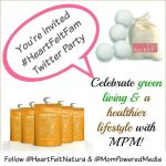 Twitter Party #HeartFeltFam Friday March 20th!
