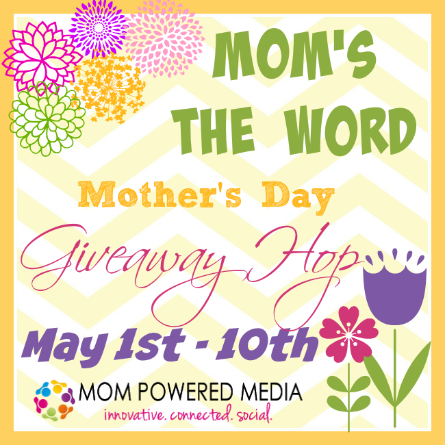 Mom's The Word Grand Prize Giveaway – Mom Powered Media