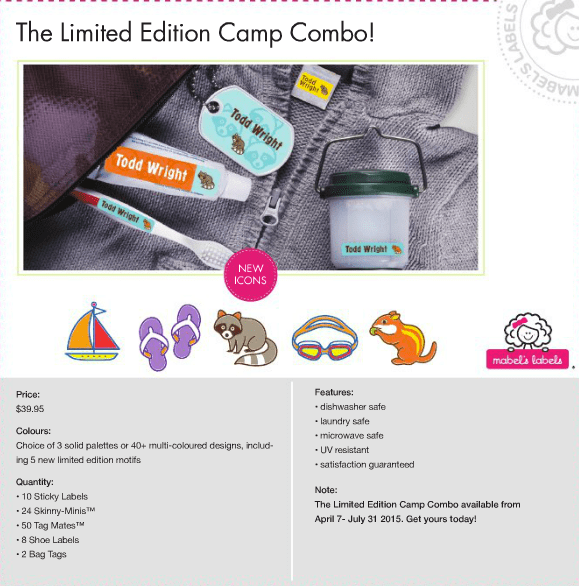 CampCombo