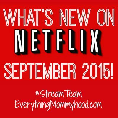 Netflix Sept