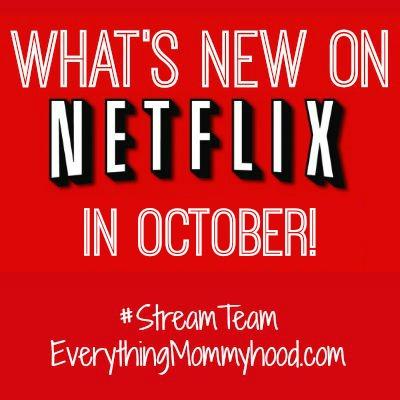 Netflix October